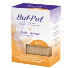 Buf-Puf 3m Facial Sponges, Gentle, 2 Count