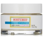 Burt's Bees Intense Hydration Night Cream, 1.8 Ounce Reviews