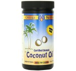 Omega Nutrition Coconut Oil, 32-Ounce