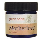 Motherlove Green Salve — 1 oz
