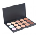 World Pride 15 Color Professional Concealer Camouflage Makeup Palette