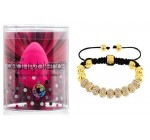 BeautyBlender Sponge and Royal Diamond Monaco Shamballa Bracelet Gift Set Reviews