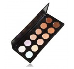 Eforstore Professional 12 Color Concealer Camouflage Foundation Makeup Palette