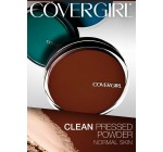 CoverGirl Clean Pressed Powder Natural Beige (N) 140, 0.39-Ounce