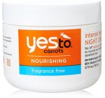 Yes To Carrots Fragrance-Free Intense Hydration Night Cream, 1.7 Fluid Ounce Reviews