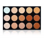 "SHANY Masterpiece 15 Color Foundation, Concealer, Camouflage Palette/Refill – ""TONED"""