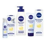 NIVEA Skin Firming Hydration Body Lotion, 13.5 Ounce