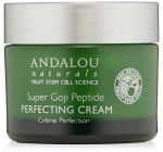 Andalou Naturals Super Goji Peptide Perfecting Cream, 1.7 Ounce