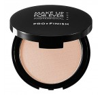 MAKE UP FOR EVER Pro Finish Multi-Use Powder Foundation 115 Pink Ivory 0.35 oz Reviews