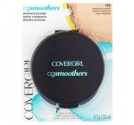 COVERGIRL Smoothers Pressed Powder Translucent Medium, .32 oz Reviews