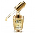 1PC 24k Rose Gold Elixir Skin Make Up Oil Infused Beauty Oil Essential Oil Before Primer Foundation Moisturising Face Oil
