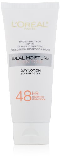 L'Oreal Paris Ideal Moisture Even Skin Tone Day Lotion, Normal Skin, 1.7 Fluid Ounce