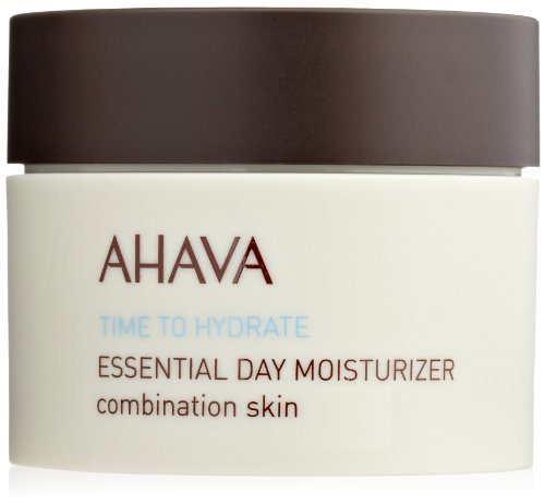 AHAVA Time to Hydrate Essential Day Moisturizer for Combination Skin, 1.7 fl. oz.