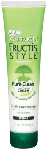 Garnier Fructis Style Pure Clean Smoothing Cream, 5.1 oz. (Pack of 6) Reviews
