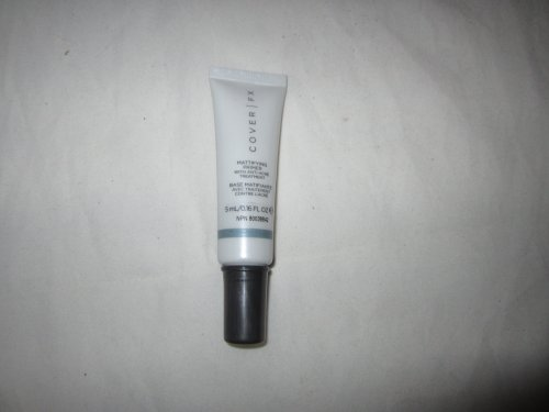 COVER FX Mattifying Primer with Anti-Acne Treatment 0.16 ounce