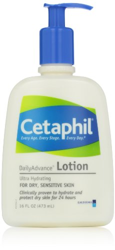 Cetaphil Daily Advance Lotion for Dry Sensitive Skin, 16.0 ounces Unit