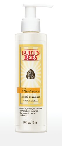 Burt's Bees Radiance Facial Cleanser, 6 Fluid Ounces (Pack of 3)