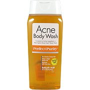 Acne Body Wash – For Cleaner Clearer Skin, 12 oz,(Perfect Purity) Reviews