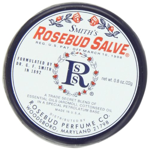 Rosebud Salve Tin, .8 Ounce