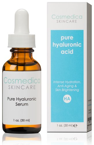 Best-Selling Hyaluronic Acid Serum for Skin– 100% Pure-Highest Quality– Intense Hydration + Moisture, Non-greasy, Paraben-free-Best Hyaluronic Acid for Your Face (Professional Formula)