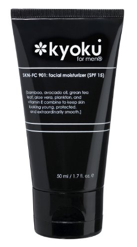 Kyoku for Men Facial Moisturizer, 1.7 Fluid Ounce