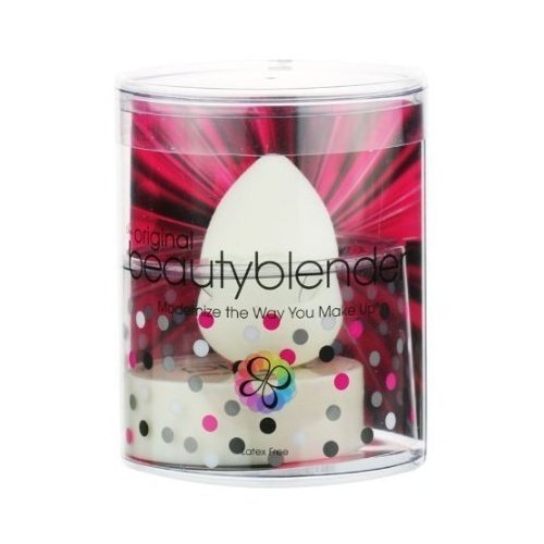 Beautyblender Pure + Solid Kit by Beautyblender 2 Piece Kit Includes: 1 Pure Makeup Sponge Applicator + 1 Solid…