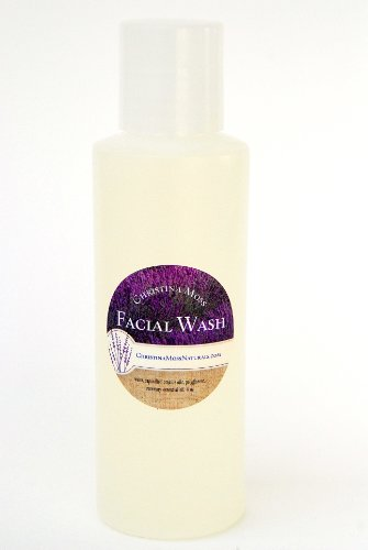 Facial Wash – Organic & 100% Natural Ingredients – Best Facial Cleanser for your Face & Skin – Anti-Blemish – Skin Clearing – For Men & Women – No Sulfates – No SLS, No SLES, No Parabens, No PG or PG Derivatives, No Harmful Chemicals (like fragrance or preservatives) – Every Bottle Made by Hand – Satisfaction GUARANTEED.