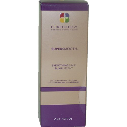 Pureology Super Smooth Smoothing Elixir, 2.5 Ounce