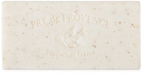 Pre de Provence Argan and Shea Butter Soap, Exfoliating, 5.61 Ounce