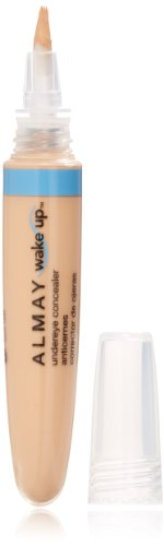 Almay Wake Up Undereye Concealer, Light Medium, 0.22 Fluid Ounce Reviews