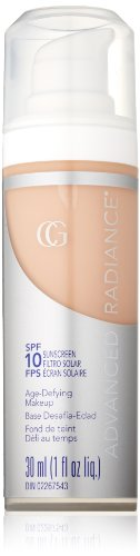 CoverGirl Advanced Radiance Liquid Makeup, Classic Ivory 110, 1.0-Ounce Reviews