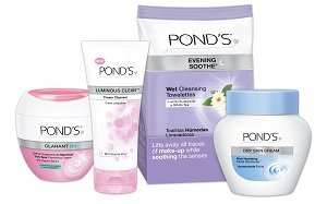 Pond's product group.