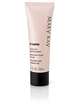 TimeWise Matte-Wear Liquid Beige 7 Foundation from Mary Kay Reviews
