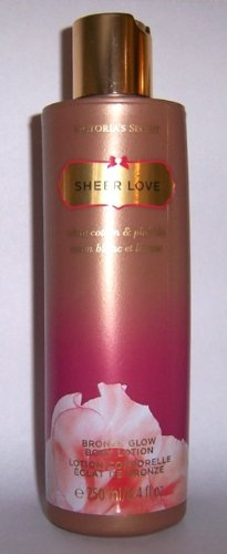 Victoria's Secret Sheer Love Bronze Glow Body Lotion Reviews