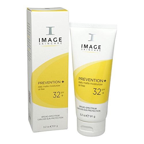 Image Prevention + Daily Matte Moisturizer Oil Free SPF 32,3.2oz