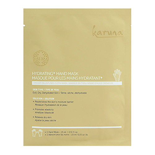 Karuna Hydrating + Hand Mask, 2.04 fl. oz.