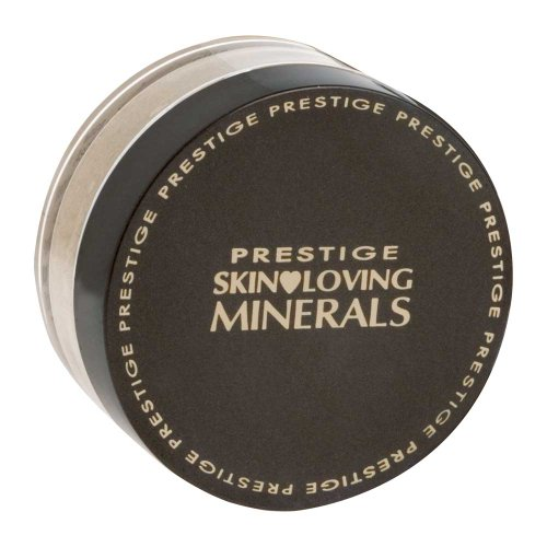 Prestige Cosmetics Skin Loving Minerals Gentle Finish Mineral Powder Foundation, Fair, 0.23 Ounce Reviews