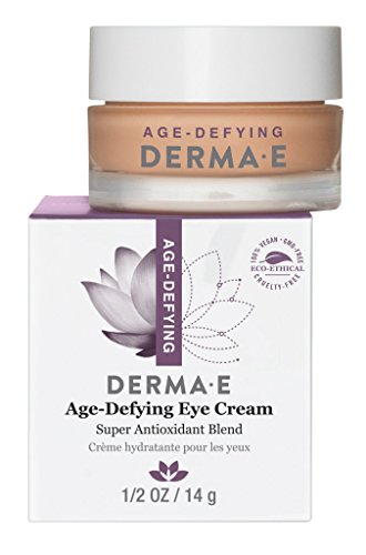 derma e Age-Defying Antioxidant Eye Crme Anti-Aging Treatment, 0.5 oz