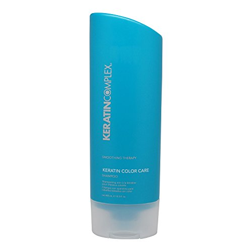 Keratin Complex Smoothing Therapy Keratin Color Care Shampoo – 13.5 Oz