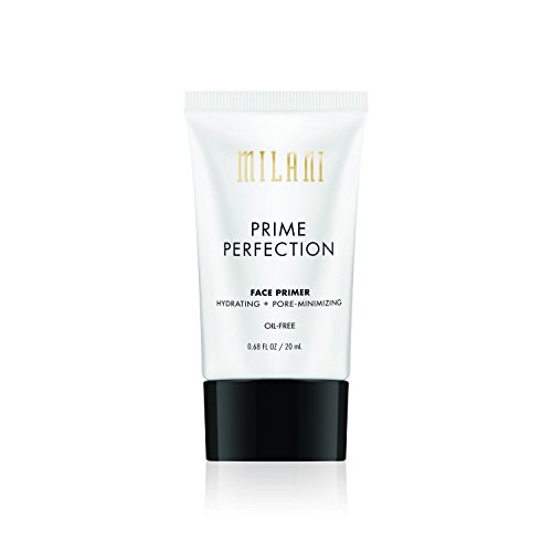 Milani Prime Perfection Hydrating + Pore-Minimizing Face Primer, Transparent, 0.68 Fluid Ounce
