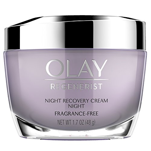 Night Cream by Olay, Regenerist Night Recovery Anti-Aging Face Moisturizer 1.7 oz Reviews
