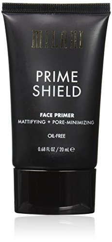 Milani Prime Shield Mattifying + Pore-Minimizing Face Primer, Transparent, 0.68 Fluid Ounce
