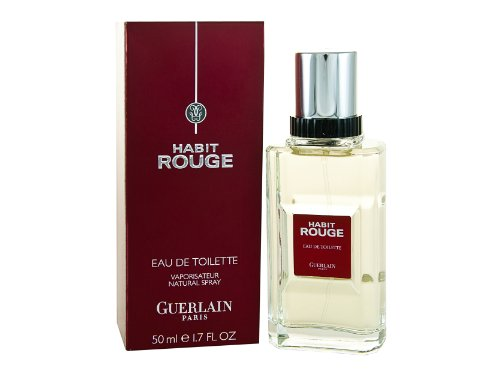 Habit Rouge by Guerlain for Men Reviews
