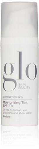 Glo Skin Beauty Moisturizing Tint SPF 30+ in Medium | Tinted Face Moisturizer with Sunscreen | 4 Shades, Dewy Finish