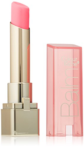 L'Oréal Paris Colour Riche Balm, 118 Pink Satin, 0.1 oz.