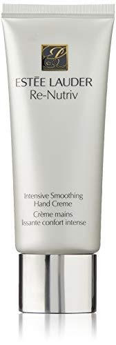 Estee Lauder Re-Nutriv Intensive Smoothing Hand Creme for Unisex, 3.4 Ounce